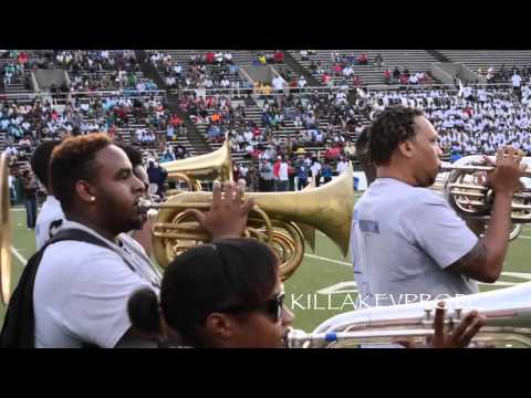 Mississippi Alumni All-Star Band (MAAB) - Marching In (You Got It) - 2014