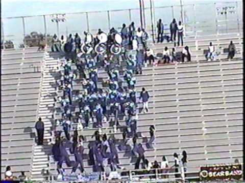 Wilmer-Hutchins High School Marching Band (2004)