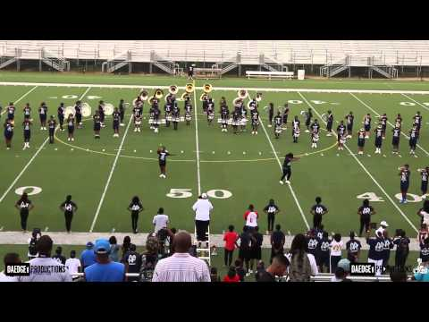 Jackson State High School Band Camp 2014