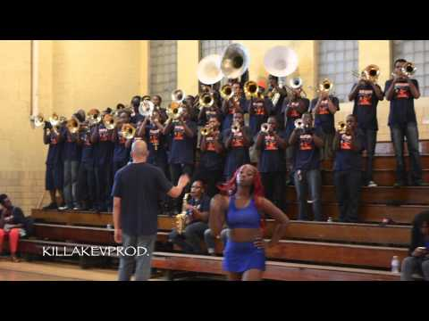 Motor City All-Star Band (MCAB) - Nobody Does It Better - 2014