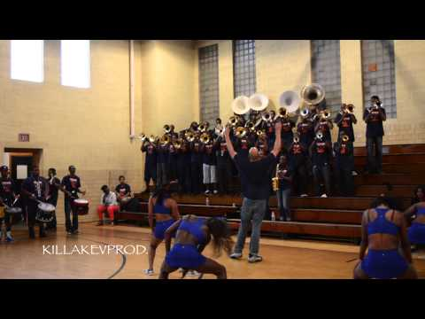 Motor City All-Star Band (MCAB) - We Dem Boyz - 2014