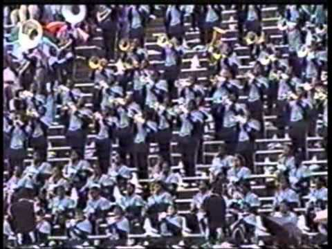 Jackson State Band Thong Song 2000