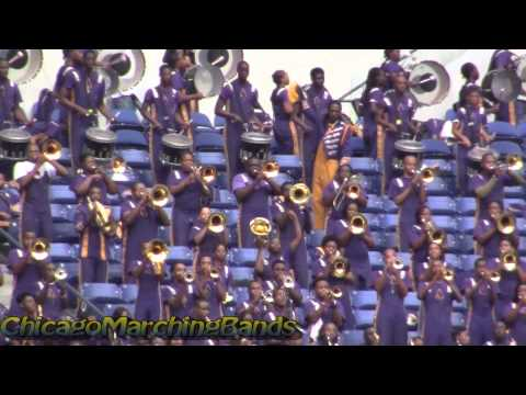Alcorn State Band (2013) Neck Circle City Classic