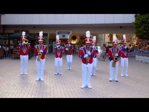 Bruno Mars - Treasure by SM Mall of Asia Marching Band