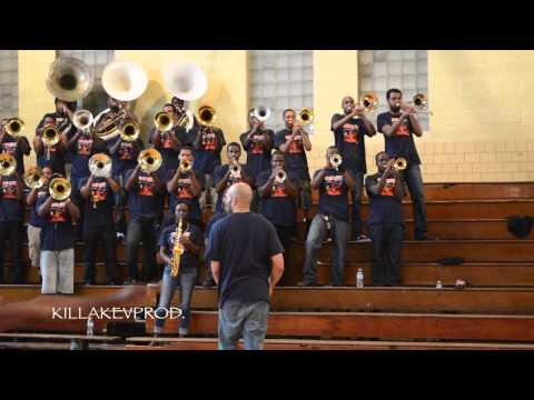 Motor City All-Star Band (MCAB) - Dirty Diana - 2014