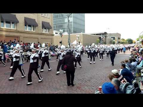 """Love Never Felt So Good"" TxSU Ocean NFL HOF Parade 2014"