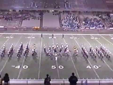 "W.W. Samuell High School Marching ""Sound System"" Band (2008)"