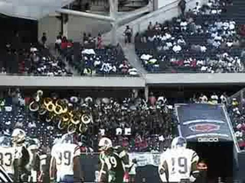 MVSU Marching Band Hay 2007