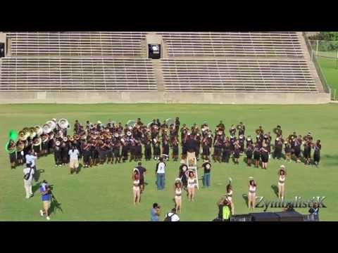 NOASB -VS- DMASB (2014) Extreme Summerfest Battle of the Bands - Top View - Part 1