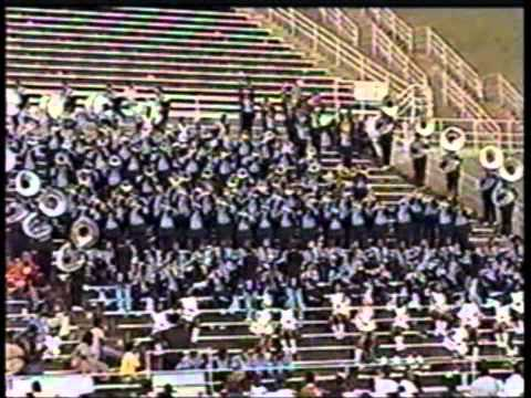 Jackson State Band Just be a man about it 2000