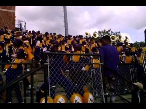 Miles College Band 2013 (Homecoming)-Neck