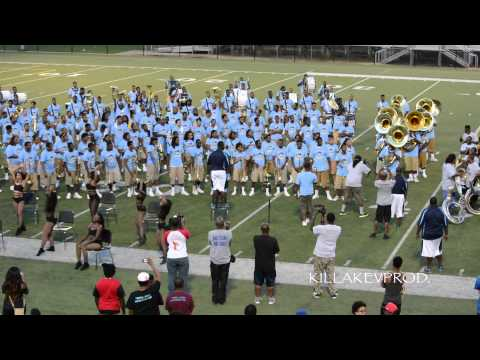 Independence Day Alumni Band Showdown - MMB v.s. MAAB - 2014