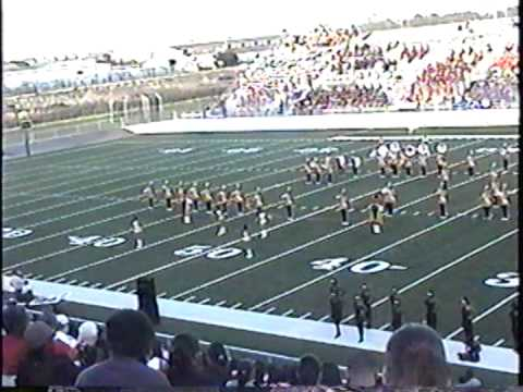 South Oak Cliff High School Marching Band (2004)