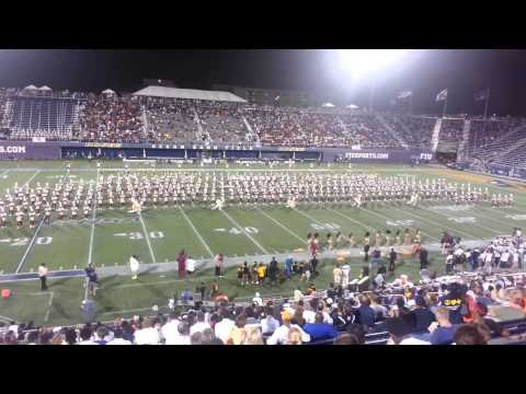FIU vs BCU Game: Halftime Show 2014