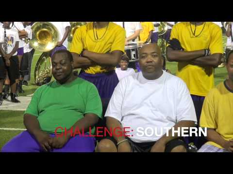 Miles College Band - PMM Ice Water CHALLENGE
