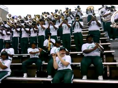 MVSU Band 2014 - Pretty Brown Eyes