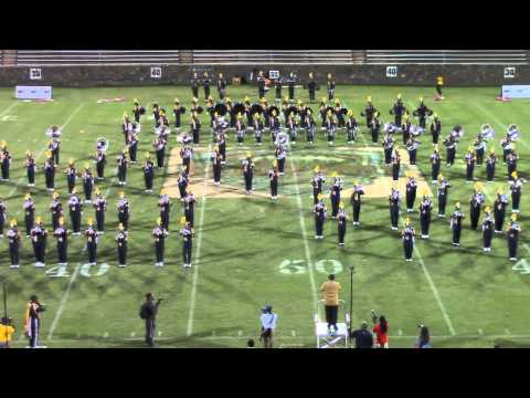 North Carolina A&T-Field Show(QC BOTB)2014 pt.2