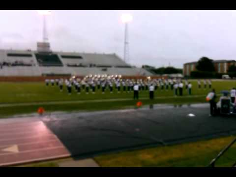 MVSU Band Halftime 2014 (first game)