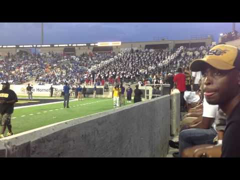 """Tennessee state 2014 """"Bow down B*tches"""""""