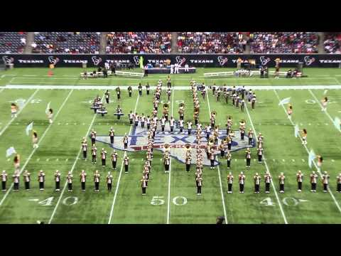 "PVU - ""The Money Show"" Halftime (2014)"