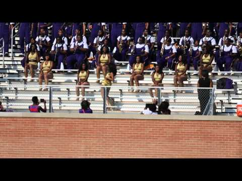 Alcorn State Golden Girl at Mississippi Valley State University  vol.1