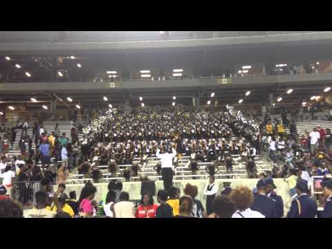 Alabama State vs. Mississippi Valley State 5th Quarter 2014 Part 1
