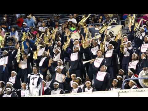 Tennessee State University - Saxophone Fanfare (Train Chords) - 2014
