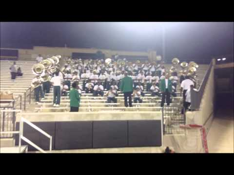 Alabama State vs. Mississippi Valley State 5th Quarter 2014 PART 2