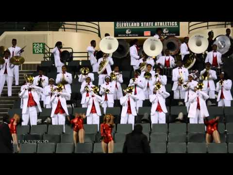 Shaw High School Marching Band - Get On My Level - 2014