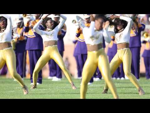 Alcorn State Golden Girl at Mississippi Valley State University  vol.2