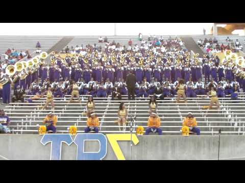Alcorn vs Alabama State 2014 ~ Lifestyle