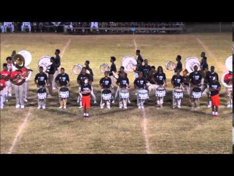 JACK ROBEY JR  HIGH PERCUSSION FEATURE 2014