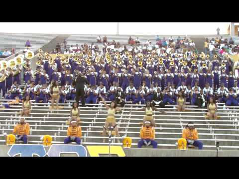 Alcorn vs Alabama State 2014 ~ Crazy