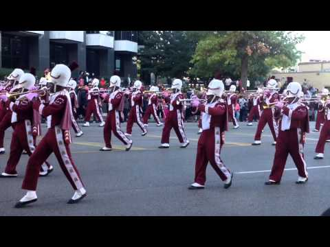 Alabama A&M 2014 Magic City Classic
