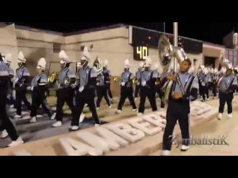JSU Sonic Boom of the South - Marching Out of Memorial Stadium (2014)