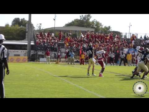 Stillman College-Stillman vs. Tuskegee 2nd half highlights 2014