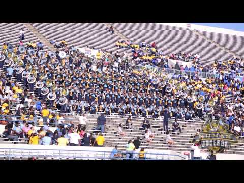 Southern University Human Jukebox @ Boombox Classic 2014 in Review