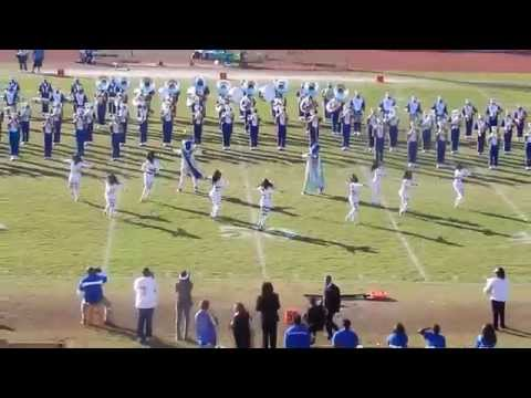2014 Passionettes Field show- Slave To the Rhythm