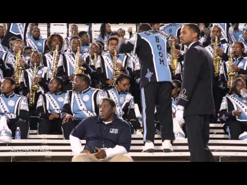 Jackson State University Marching Band - T.O.P. (Saxophones) Fanfare - 2014