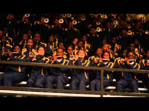 "Southern University Band - ""Hustler Musik"" 2014"