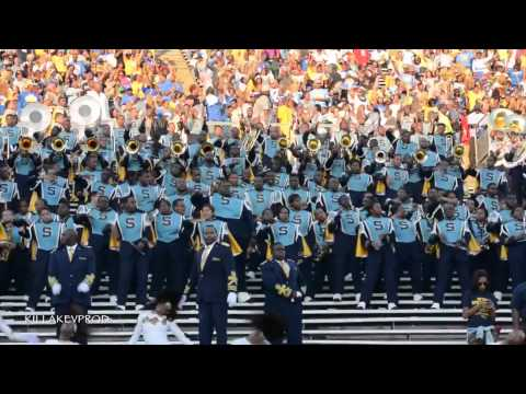Southern University Marching Band - Neck - 2014