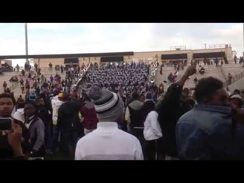 "Jackson state 2014 ""Freak no more"""