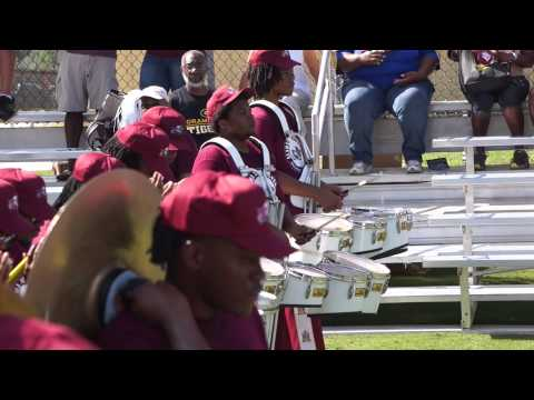 HBCU Drumline Battle: Cold Steel (NCA&T) vs. S.T.I.X inc. Drumline (AAMU)