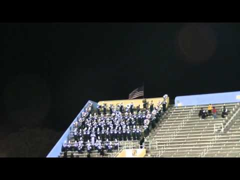 "Southern University vs Mississippi Valley ""5th Quarter"" 2014"