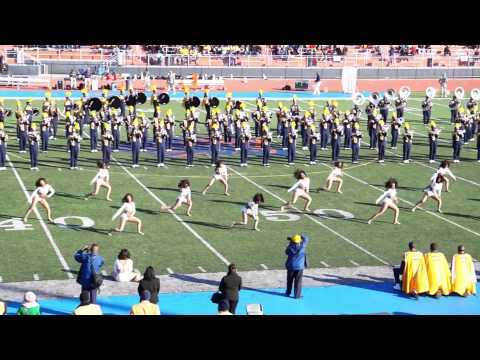 North Carolina A&T: Blue and Gold Marching Machine (2014)