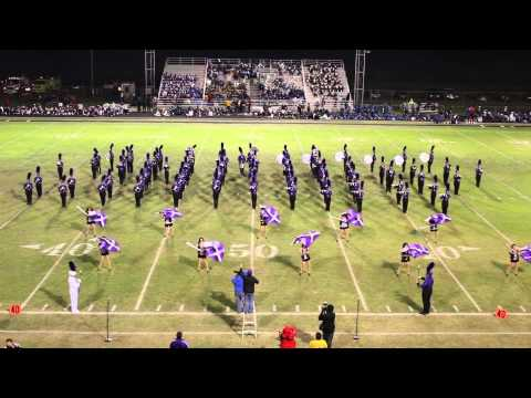 Jeff Davis High School - Royal HS BOTB (2014)