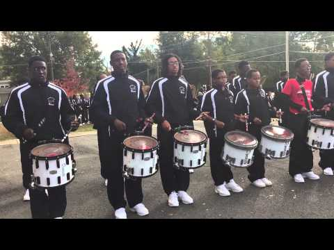 JACK ROBEY VS McCluer Berkley Drumline 2014