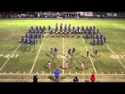 Westbury High School - Royal HS BOTB (2014)
