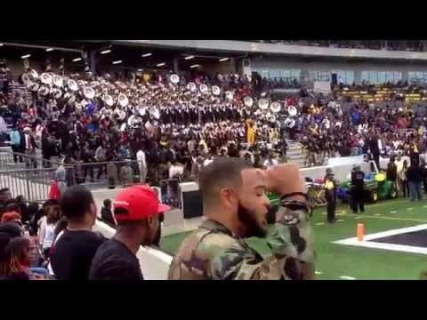 "Jackson State vs Alabama State 2014 ""The Madness"""