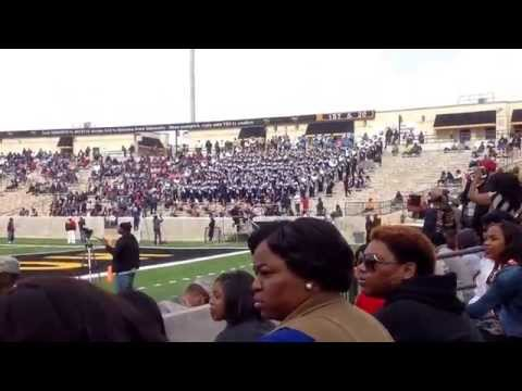 "Jackson state vs Alabama state 2014 ""The Madness"" part 2"